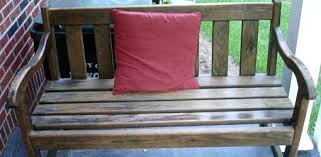 how to finish wood furniture for use outdoors today u0027s homeowner