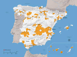 Spain Map Spanish Wine Exploration Map Wine Folly