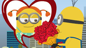 minions romantic comedy valentine u0027s day funny cartoon hd youtube