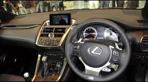 lexus nx 200t interior review lexus nx 200t sub indonesia youtube