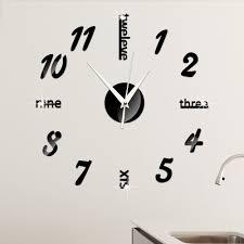 online buy wholesale minimalist wall clock from china minimalist