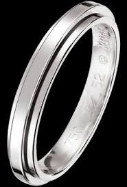 piaget wedding band is your fiancée a tough then this segmented rivet men s band