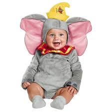 Disney Halloween Costumes Boys Dumbo Infant Costume Walmart