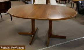 the dining room miami modern oval dining table dark wood dining