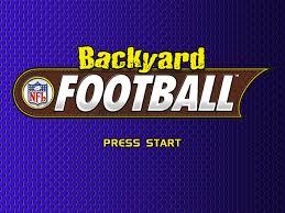 Backyard Football Ps2 by Graphics For Backyard Football Graphics Www Graphicsbuzz Com