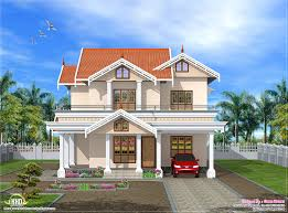 home design indian house design double floor house designs