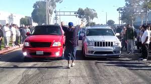 jeep cherokee american flag street racing srt8 jeep cherokee vs ford lighti with loop