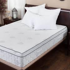 Pillow Top Mattress Covers Ad Aloe Gel Memory Foam 13 Inch King Size Pillow Top Mattress