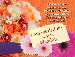 wedding congrats message congratulation on your wedding messages flowers wedding image 8141