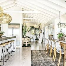 Beachy Dining Room by Best 25 Bohemian Dining Rooms Ideas On Pinterest Midcentury