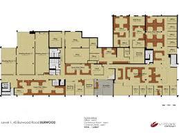 Commercial Complex Floor Plan Floor Plans For Real Estate V Mark Design
