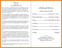 funeral program 9 funeral program wording points of origins