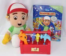 mattel handy manny disney toys ebay