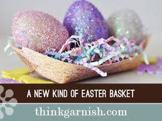 blank easter baskets garnish is a blank canvas just waiting for you to up some