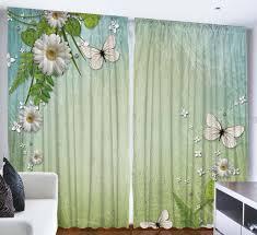 amazon com bedroom curtains modern artwork home decor by