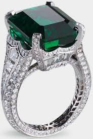 emerald jewelry rings images Emerald diamond rings jewelry faberg solyanka emerald ring jpg