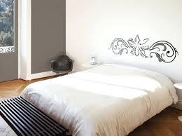 decoration peinture chambre decoration peinture chambre idees deco chambre tete de lit pochoir