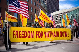 Viet Nam Flag A Product Of Western Imperialism South Vietnam Revolutionary