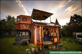 Living Big In A Tiny House by This Tiny House On A Truck Is Positively Medieval U2014 Tiny House Plans