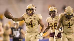 sun devil football hits the road to battle ucla at the rose bowl