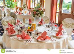 indoors wedding reception with decor stock photo image 39018957