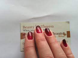 theresa bloor beauty by theresa what are shellac and gelish nails