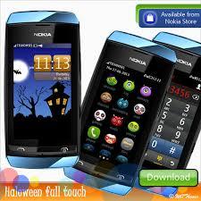 themes nokia asha 308 download haloween theme asha full touch i free n s40