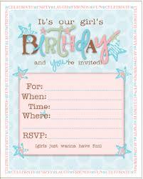 free diy birthday invitations exol gbabogados co