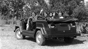 volkswagen kubelwagen vw thing considered for comeback as an ev