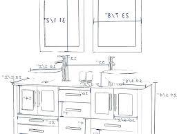 double sink vanity top sizes double vanity sizes beautiful bathroom vanity dimensions with