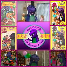 Barney And The Backyard Gang Cast Images About Imabarneyfandealwithit Tag On Instagram