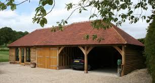 l shaped garages oak frame garage google search timber frame traditional