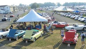 corvettes of carlisle the solid axle corvette has been specially invited to