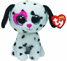 amazon ty beanie boos chloe dalmatian justice exclusive