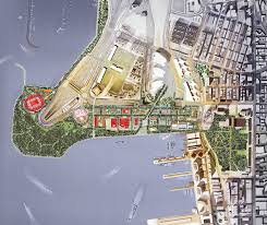 Miami Design District Map by West Kowloon Cultural District By Foster Partners Dezeen
