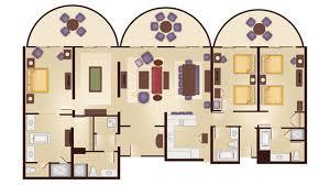 animal kingdom 2 bedroom villa floor plan animal kingdom lodge villas dvc welcome home