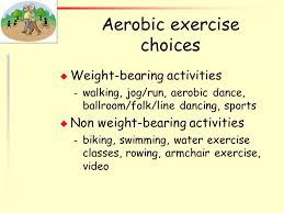 Armchair Aerobics Exercises Managing Teens And Insulin Resistance Ppt Download