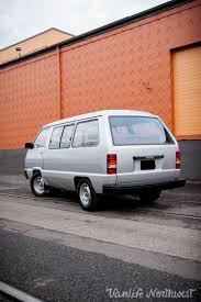 toyota van 1985 toyota van 2wd gas automatic u2014 vanlife northwest