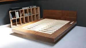 platform bed frame plans attractive king size bed frame with