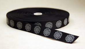 printed ribbon custom printed ribbon
