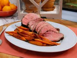 herb crusted roast beef with horseradish recipe