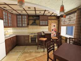unique japanese modern kitchen taste
