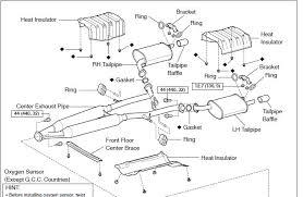 diagram exhaust lexus gs 300 lexus gs 250 lexus gs 430