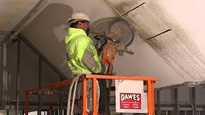 concrete ceiling concrete ceiling vent cuts and removal youtube