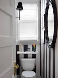 black white bathrooms ideas 35 small and functional bathrooms ideas shelf above toilet