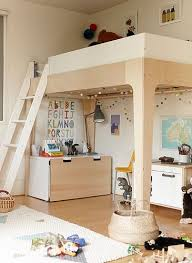Cool And Fun Loft Beds For Kids Bunk Bed Kids Rooms And Lofts - Oeuf bunk bed