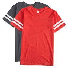 design lat varsity t shirts at customink