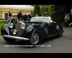 benz 540k spezial roadster 1939