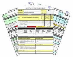 health safety risk assessment 6 2 risk assessment work health and