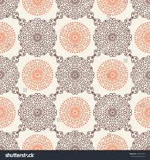 japanese wrapping arabic pattern islamic indian japanese motifs stock vector